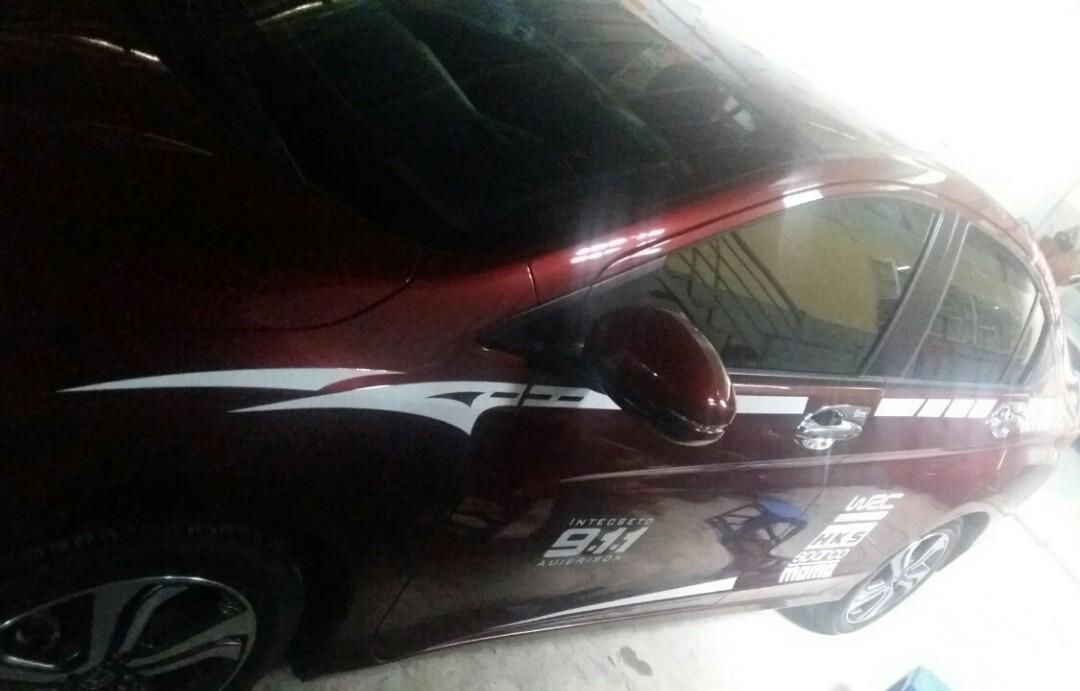 Sửa chữa điều hoà không mát xe Honda City